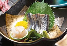 秋刀魚造り