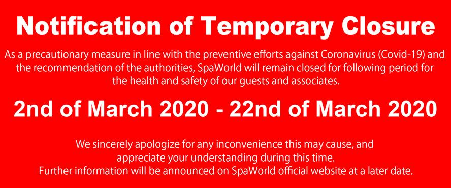 spa world onsen from around the world
